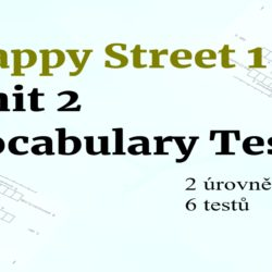 Happy street unit 2 vocabulary tests